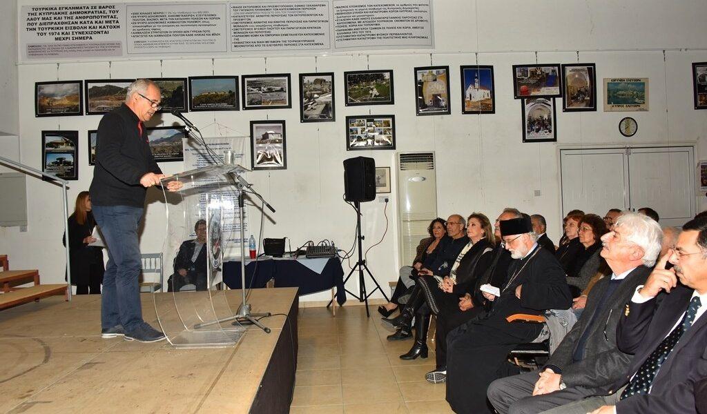 Ξενης Ξενοφώντος, Πρόεδρος Ινστιτούτου Ελληνικού Πολιτισμού, χαιρετίζει την ακδήλωση Ο ΠΑΓΚΟΣΜΙΟΣ ΕΛΛΗΝΙΣΜΟΣ