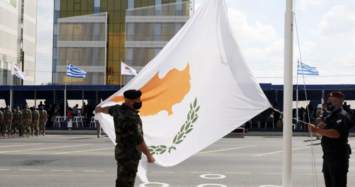 ΤΙΜΩΝΤΑΣ ΤΗΝ ΕΠΕΤΕΙΟ ΤΗΣ ΚΥΠΡΙΑΚΗΣ ΔΗΜΟΚΡΑΤΙΑΣ 1.ΟΚΤΩΒΡΙΟΥ 2021.      Απόψεις για την αμυντική θωράκιση της Κυπριακής Δημοκρατίας